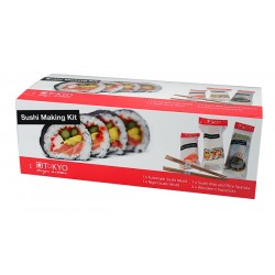 SUSHI MAKING KIT FOR TWO TOKYO DESIGN KITCHEN
