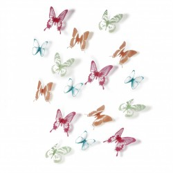 UMBRA CHRYSALIS WALL DECOR ASSORTED