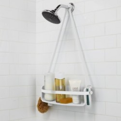 UMBRA FLEX GEL-LOCK SINGLE SHELF SHOWER CADDY