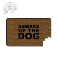 BALVI ZERBINO BEWARE OF DOG