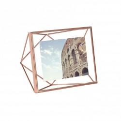 UMBRA PORTAFOTO PRISMA COPPER 4X6
