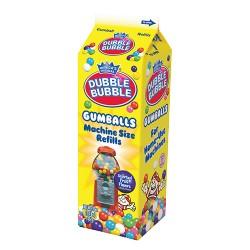DUBBLE BUBBLE GUM BALLS REFILLS AMIRICA'S ORIGINAL