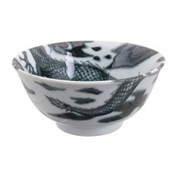 TOKIO DESIGN DRAGON BOWL GR NERO
