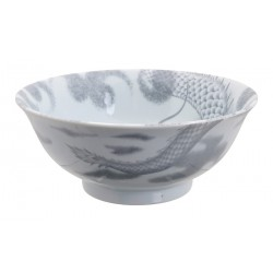 TOKIO DESIGN DRAGON BOWL GR GRIGIO