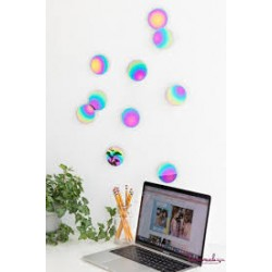 CONFETTI DOTS WALL DECOR