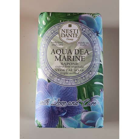 NESTI DANTE SAPONETTA WITH LOVE & CARE AQUA DEA MARINE