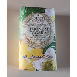 NESTI DANTE SAPONETTA WITH LOVE & CARE LIMONUM ZAGARA